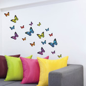 monarch butterfly wall stickers