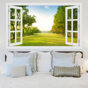 Countryside Forest 3D Wall Sticker 5301-1018