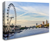 London Eye Wall Art Canvas 8998-1043