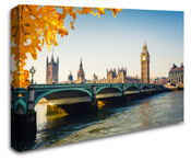 London River Thames Wall Art Canvas 8998-1045