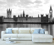 London Palace of Westminster Wall Mural