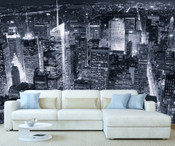 New York Wall Mural 8999-1048