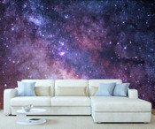 Space Galaxy Stars Wall Mural 8999-1139