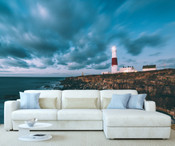 Beach Light House Wall Mural 8999-1148
