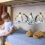 Penguin Wall Stickers 9119