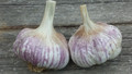 Thai Purple Garlic Premium Label