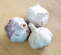 German Red Garlic Premium Label