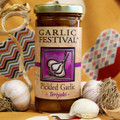 Teriyaki Pickled Garlic