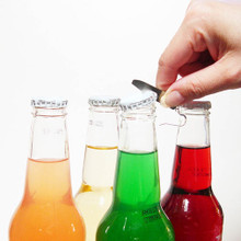 Working Bottle Opener Earrings Really Opens Bottles!