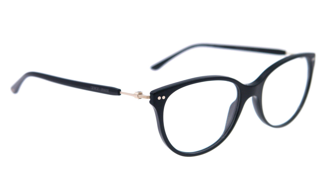 b29b527e4f31 GIORGIO ARMANI AR 7023 Eyeglasses 5017 Blk 54-17-140 - Elite Eyewear ...