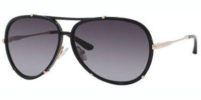 c8cf50826d0b JIMMY CHOO TERRENCE/S Sunglasses 0REW Blk 62-12-130 - Elite Eyewear ...