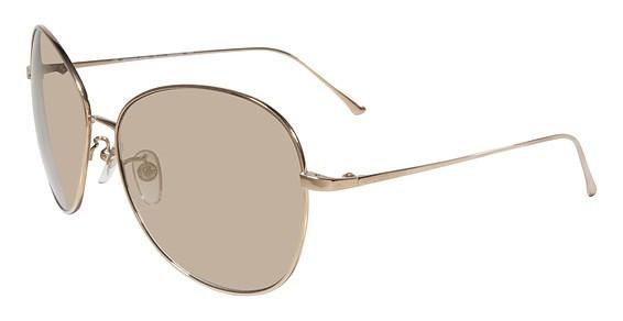 3964a254056e Michael Kors MK734 Bretton Sunglasses 717 Gold. Image 1. Loading zoom