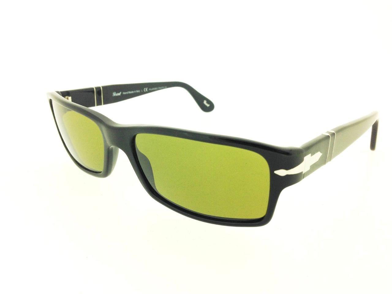 c89476f107 PERSOL PO 2747S Sunglasses 95 24 Blk 54-16-140 - Elite Eyewear Studio