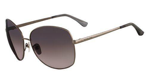 MICHAEL KORS M2059S LUCIA Sunglasses 038 Light Gunmtl 62-15-135 ... 36755d90ac