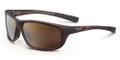MAUI JIM SPARTAN REEF Sunglasses (H278-10MR) Matte Tort Rubber 64-17-125