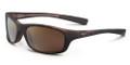 MAUI JIM KIPAHULU Sunglasses (H279-10MR) Matte Tort Rubber 59-19-120