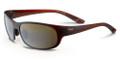 MAUI JIM TWIN FALLS Sunglasses (H417-26B) Rootbeer Fade 63-18-128