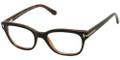 TOM FORD FT5207 Eyeglasses 005 Blk 49-18-135