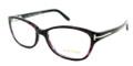 TOM FORD FT5142 Eyeglasses 083 Violet 54-15-135