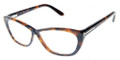 TOM FORD FT5227 Eyeglasses 052 Havana 54-10-130