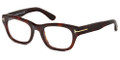 TOM FORD FT5252 Eyeglasses 052 Havana 51-21-145