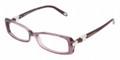 Tiffany & Co TF2016 Eyeglasses 8061 Transp Violet (5315)