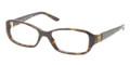RALPH LAUREN RL 6085 Eyeglasses 5003 Havana 52-16-135