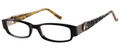 CANDIES C LAURA Eyeglasses Blk 50-16-135