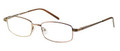 SAVVY SAVVY 318 Eyeglasses Antique Br 52-17-140