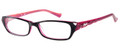 CANDIES C ADELE Eyeglasses Blk 49-15-135