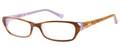 CANDIES C ADELE Eyeglasses Br Horn 49-15-135