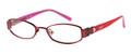 CANDIES C BEAU Eyeglasses Satin Burg 45-17-130