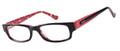 BONGO B ALEX Eyeglasses Blk 49-16-135