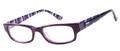 BONGO B ALEX Eyeglasses Deep Plum 49-16-135