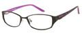RAMPAGE R 179 Eyeglasses Matte Blk 51-16-135