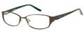 RAMPAGE R 179 Eyeglasses Matte Br 51-16-135