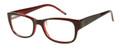 MAGIC CLIP M 408 Eyeglasses Burg 49-17-135