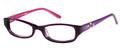 BONGO B CANDICE Eyeglasses Plum 48-16-135