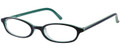 MAGIC CLIP M 268 Eyeglasses Blue Teal 47-17-140