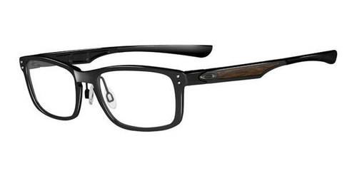dc3a2bfe6e4 Oakley Plank OX3090 Eyeglasses 22-193 Matte Black Applies. Image 1. Loading  zoom