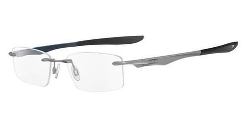afb55b975d078 Oakley OX5031 Evade Eyeglasses 22-173 Titanium - Elite Eyewear Studio