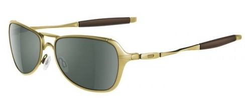 Oakley Felon 4028 Sunglasses 05 622 Polished Gold Elite