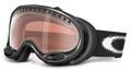 Oakley A-Frame 7001 Sunglasses 01-987 Jet Black