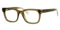 MARC JACOBS  536 Eyeglasses 06Oz Grn Mud Palladium 51-20-145