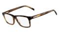 JIL SANDER JS2691 Eyeglasses 209 Striped Choco 54-16-140
