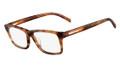 JIL SANDER JS2691 Eyeglasses 282 Striped Br 54-16-140