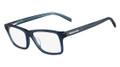 JIL SANDER JS2691 Eyeglasses 428 Striped Denim 54-16-140