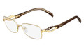 EMILIO PUCCI EP2148 Eyeglasses 757 Golden Beauty 53-16-135