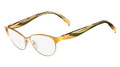 EMILIO PUCCI EP2149 Eyeglasses 718 Light Gold 52-14-135