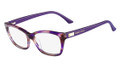 EMILIO PUCCI EP2710 Eyeglasses 503 Striped Purple 51-15-135